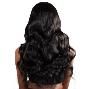 20 inch Lace Frontal Custom Wig  Brazilian Virgin Human Hair Glueless