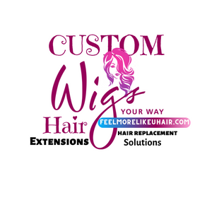 TEMPLATE Custom Made Wig Hair System (Create Your Own) Lace Front Wig-Raw Cambodian Natural Yaki Straight