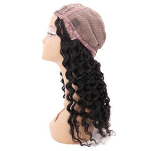 Load image into Gallery viewer, Custom Made Wig Brazilian Deep Wave Protective Style Sew In