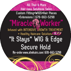 Miracle Worker Growth Stimulating EDGE Control. Thicker Edges Are Possible