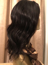 Load image into Gallery viewer, Custom Made Wig Front lace 10 inch Body Wave 100% Virgin Human Hair System