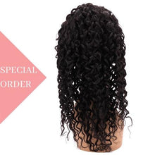 Load image into Gallery viewer, Brazilian Ocean Wave Front Lace Wig