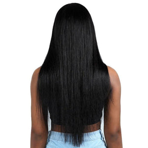 Custom Made Wig Straight Front Lace