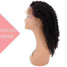 Load image into Gallery viewer, Brazilian Tight Curl Lace Front Wig