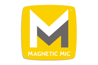 Magnetic Mic.  Innovative Products.  Magnetic Microphone Holder.