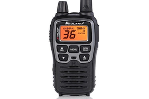 Midland MXT115AG GMRS Radio Bundle (Ag Bundle)