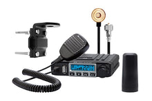 Load image into Gallery viewer, Midland MXT115AGVP3 15W GMRS Micro Mobile Radio with 3dB Gain Low Profile Antenna