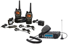 Load image into Gallery viewer, Midland ORMXT115VP GMRS Radio Bundle (Off Road Bundle)