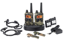 Load image into Gallery viewer, Midland X Talker Camo GMRS Radio - T295VP4 GMRS RADIO