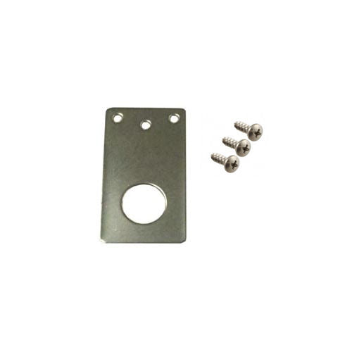 Stainless Flat NMO Antenna Mounting Bracket