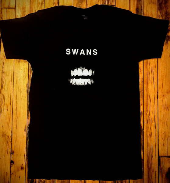 SWANS - TEETH T-SHIRT