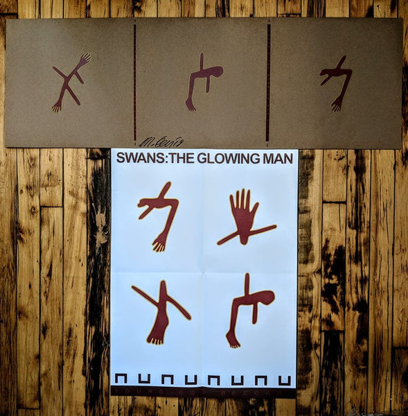 The Glowing Man 3LP