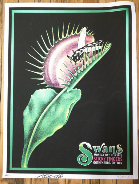 SWANS - Gothenburg Poster (sold out)
