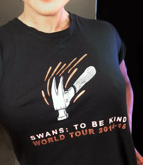 SWANS - To Be Kind - Tour Shirt