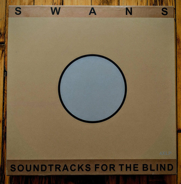 Soundtracks For The Blind 4LP Box Set