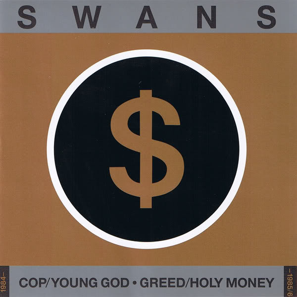 Cop/Young God + Greed/Holy Money