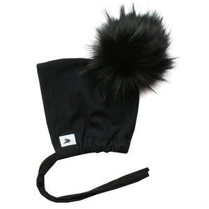 BLACK FLEECE BLACK POM