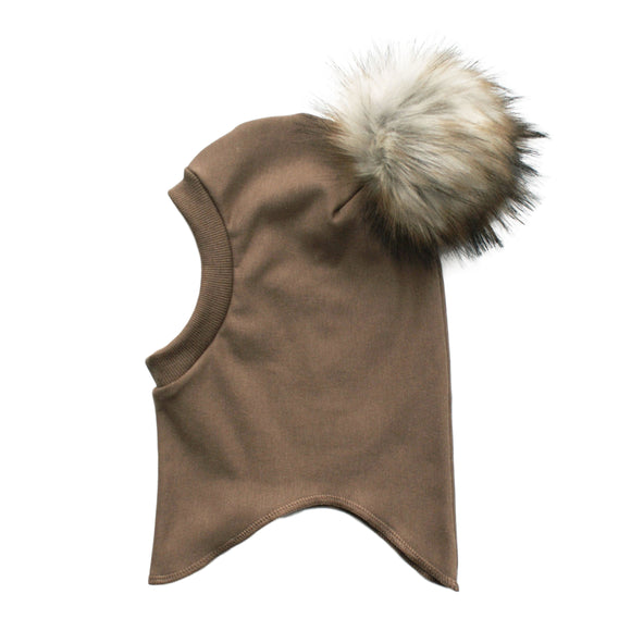 BROWN BALACLAVA