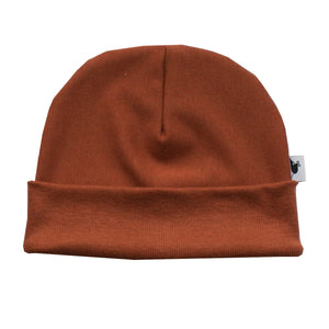 RUST RIB FLEECE