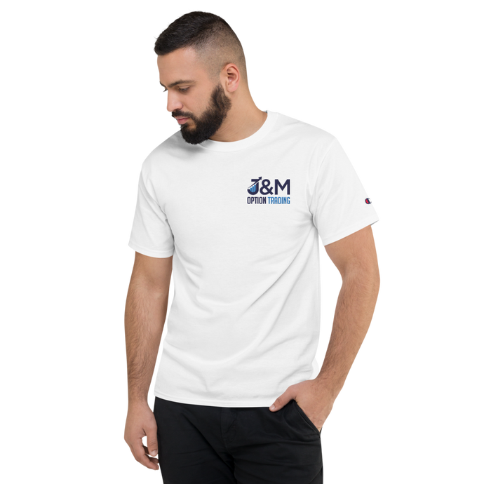 J&M Option Trading Unisex Embroidered