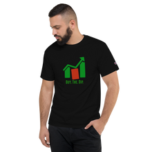 "Load image into Gallery viewer, J&M Option Trading ""Buy The Dip"" Black Color Unisex T-Shirt"