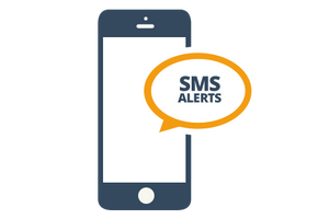 Alerts by SMS - Add-on