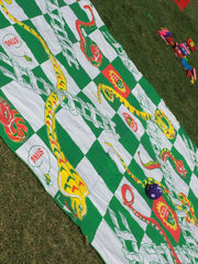 giant games hire for children's entertainment in Adelaide at Events and parties giant snakes and ladders for yard games