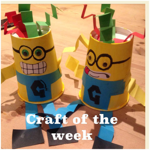 Art and Craft workshops for kids with crafty play cafe and kids birthday parties