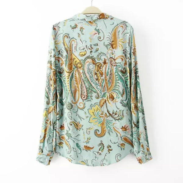 Baroque Inspired Shirt