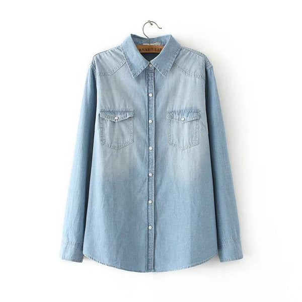 LM+ Denim Shirt