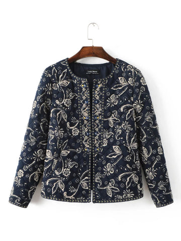 Baroque Inspired Jacket