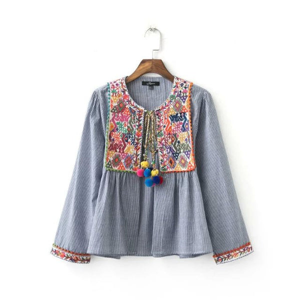 Tribal Inspired Cardigan