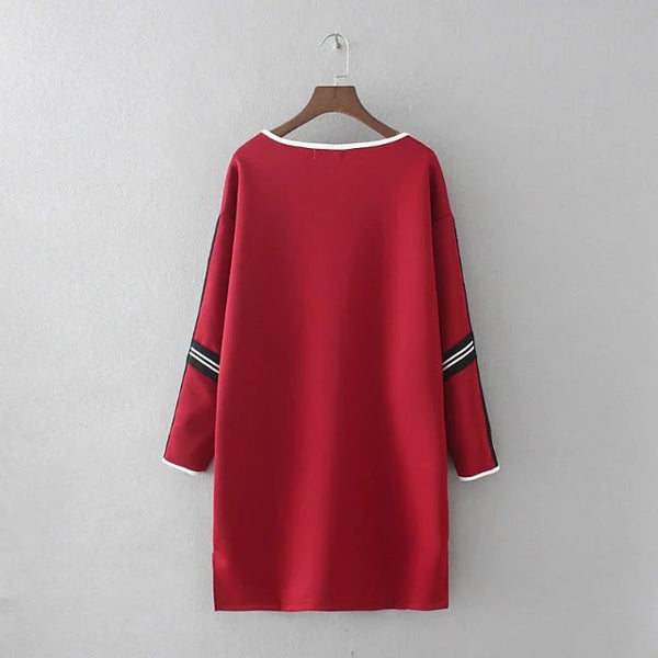 LM+ Contrast Pocket Tunic (2 Color)
