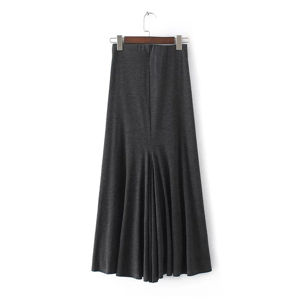 Flare Skirt (2 Color)