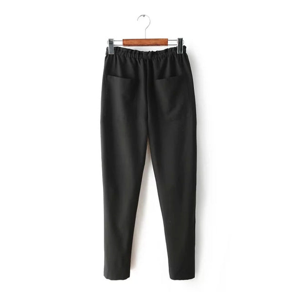 Drawstring Pants (2 Color)