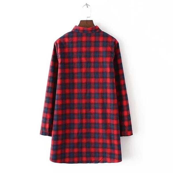 LM+ Checkered Shirt (2 Color)