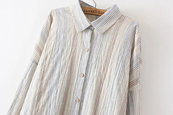 LM+ Stripe Shirt (2 Color)