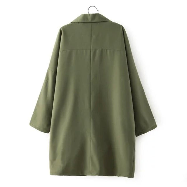 Basic Trenchcoat (2 Color)