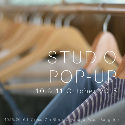 Studio Pop-Up