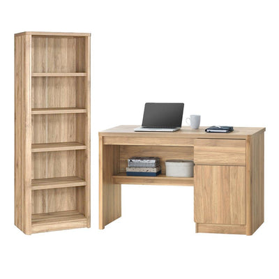 troy-wooden-desk-troy-wooden-bookcase