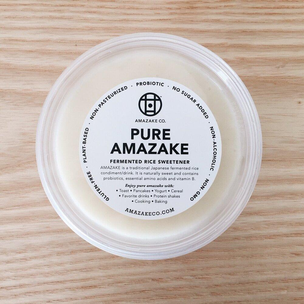 Pure Amazake (Freshly Frozen) - Amazake Co.