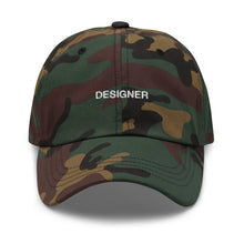 Load image into Gallery viewer, DESIGNER Dad Hat