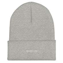 Load image into Gallery viewer, MASK ON Beanie