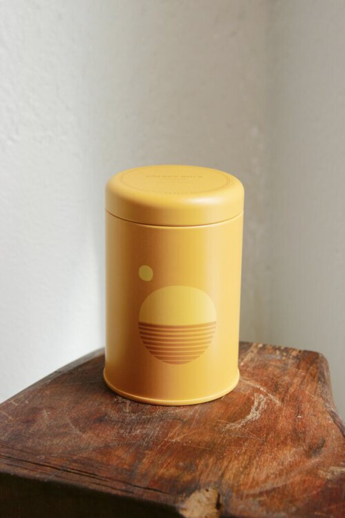 P.F. Candle Co. Golden Hour Candle Tin
