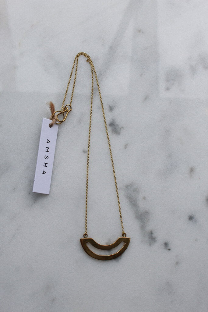 AMSHA PDX Cheka necklace