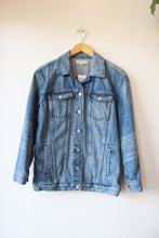 Load image into Gallery viewer, MADEWELL 'OVERSIZED' JEAN JACKET SZ S