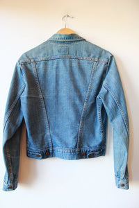 VINTAGE WRANGLER DENIM JACKET SZ M (VINTAGE WEAR)