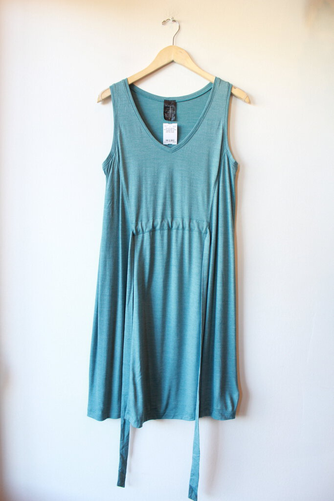 WOOL& BLUE WOOL BLEND TANK DRESS SZ M (RETAIL $128)