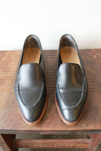 Load image into Gallery viewer, EVERLANE MODERN LOAFER BLACK SZ 8.5