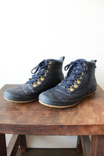 Load image into Gallery viewer, KEDS NAVY WATERPROOF SCOUT BOOT SZ 8.5 (RETAIL $79.50)